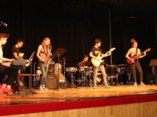 Atelier rock / musiques actuelles