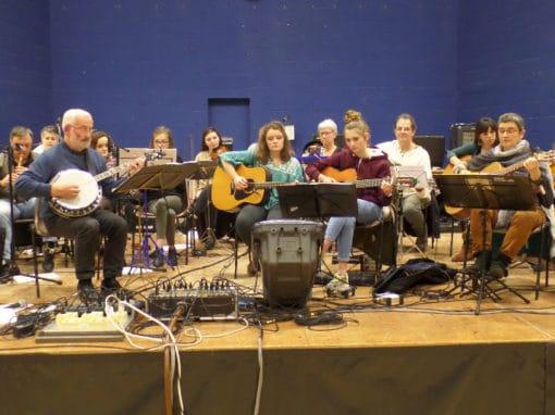 Atelier musiques traditionnelles