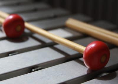 Claviers à percussions