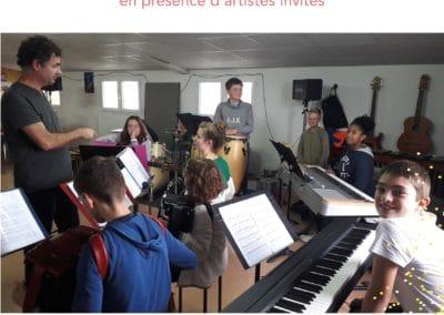 Mini-concert Gerardo, mars 2020