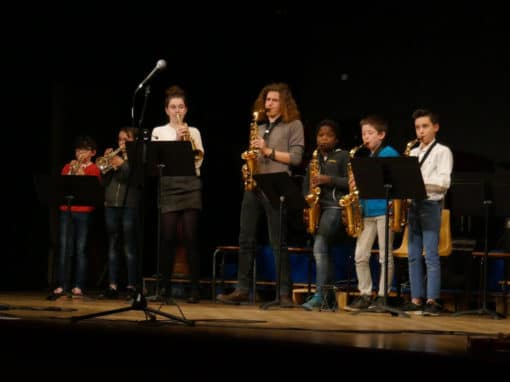 Orchestre big band